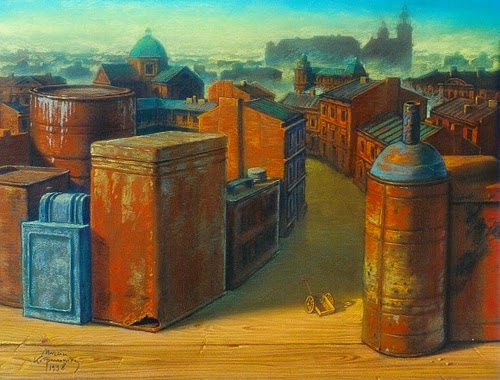 20-Morning-Collector-Cans-Marcin-Kołpanowicz-Paintings-of-Creative-Surreal-Worlds-ready-to-Explore-www-designstack-co