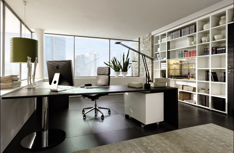 Comfortable Home Office Furniture By Hulsta | Interior Design Magazine