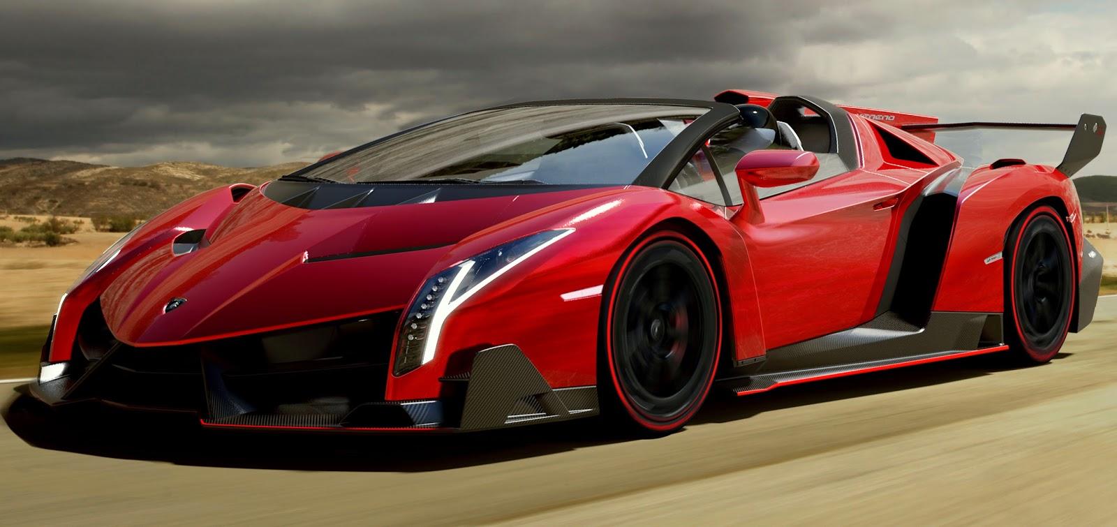 uautoknownet Lamborghini unleashes the Veneno Roadster