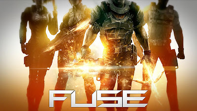 fuse - videojuegos