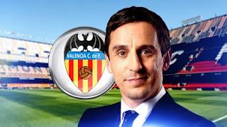 Gary Neville Resmi Jadi Pelatih Valencia