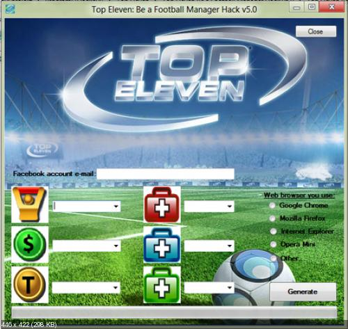 B Top Eleven/b Football Manager Ultimate undetectable Hack and cheat Tool.