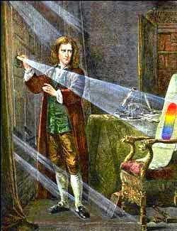 Sir Isaac Newton's  Inventions