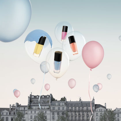 From Lancome With Love Spring 2016 Makeup Collection
