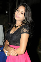 Actress Smithika  Pictures at Adi Lekka Audio Launch 0008.jpg