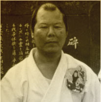 Shimabuku, Shinsho (Ciso) Sensei of Isshinryu