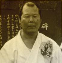 Shimabuku, Shinsho (Ciso) Sensei of Isshinryu