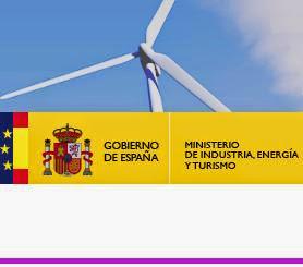 Link: Ministerio de Industria, Energía y Turismo