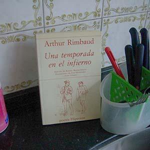 Noches pasadas : Rimbaud