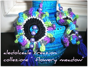 "orecchini ""collezione flowery meadow"" modello n3"