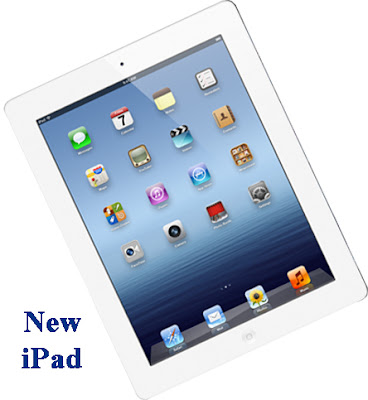 New Apple iPad 4G
