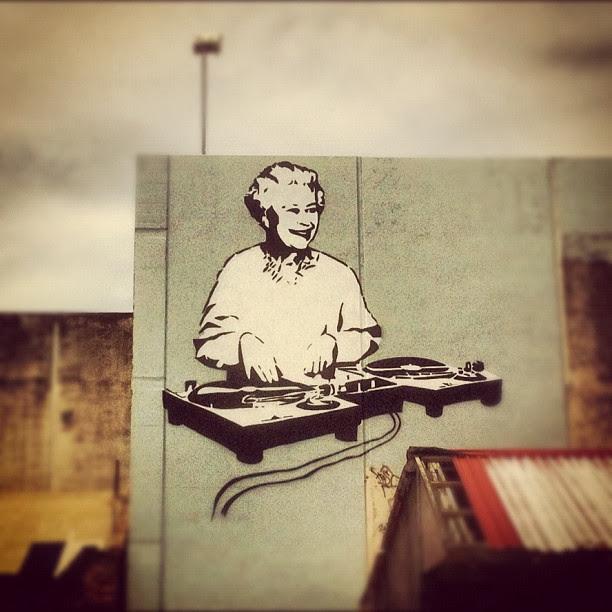 Stret art ( Arte das ruas ) Por Banksy