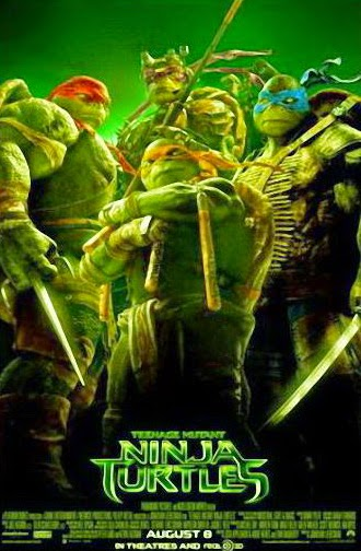 Teenage Mutant Ninja Turtles Bluray { 2014 } Free Download