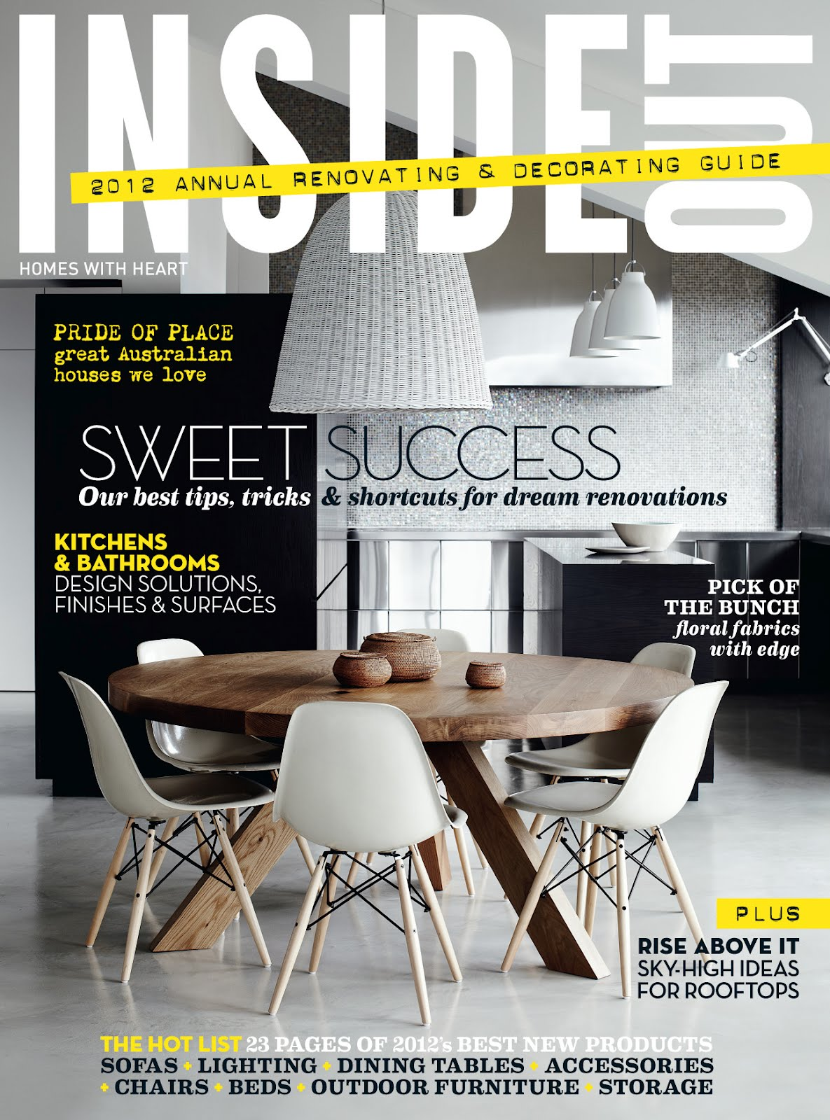 My Home In Inside Out Magazine
