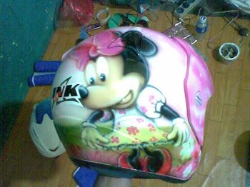 helm airbrush