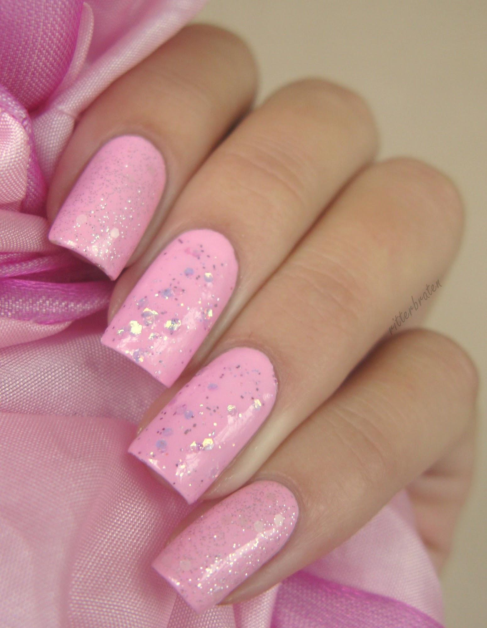 BK Deluxe nail polish