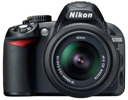 review kamera Nikon D3100