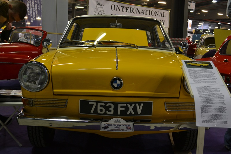 The Petrol Stop Bmw 700 Ls Coupe