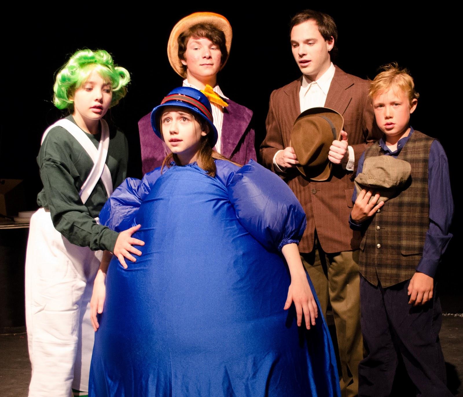 Colfax Avenue: Aurora Fox Children's Theatre presents Charlie and ...