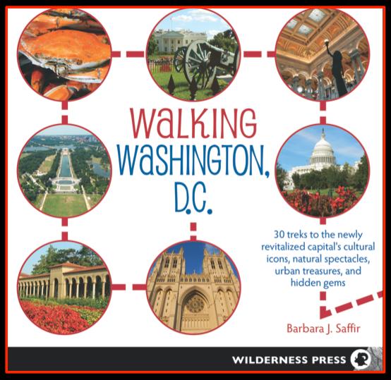 Walking Washington DC