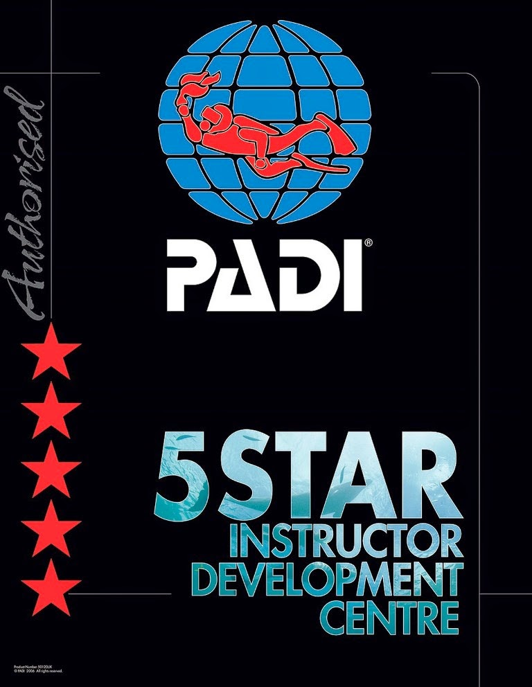 PADI 5* IDC Center 'Kiwidiver' in Phuket, Thailand