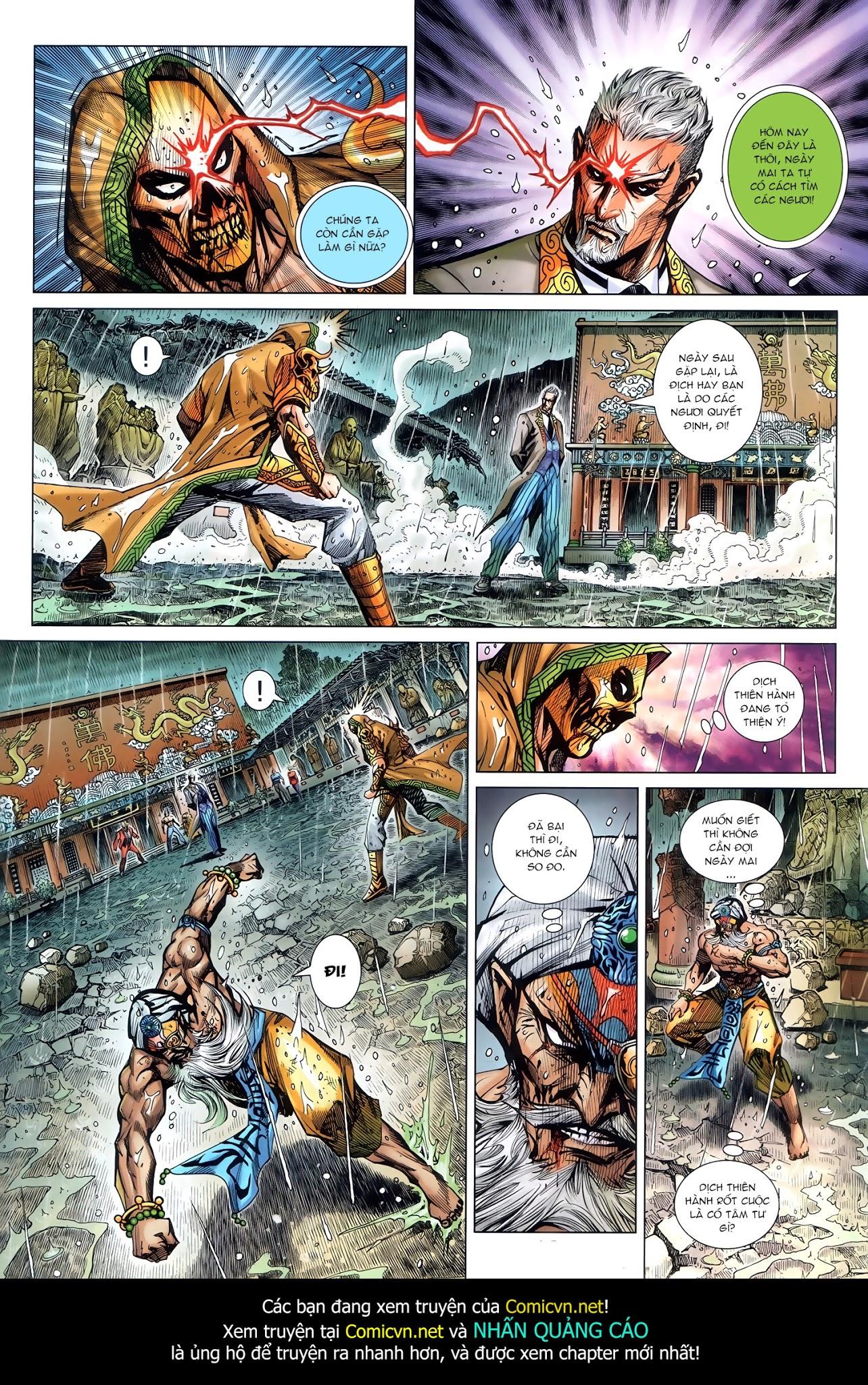 Tân Tác Long Hổ Môn Chap 902 - Trang 16