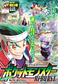 Pokemon Reburst