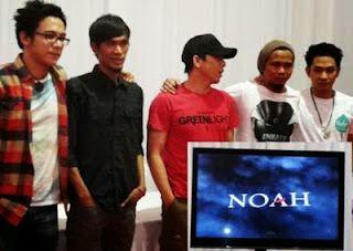 Separuh Aku Noah Band
