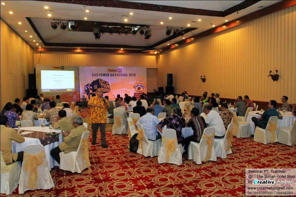 event organizer dan fotografer solo untuk acara seminar, kantor