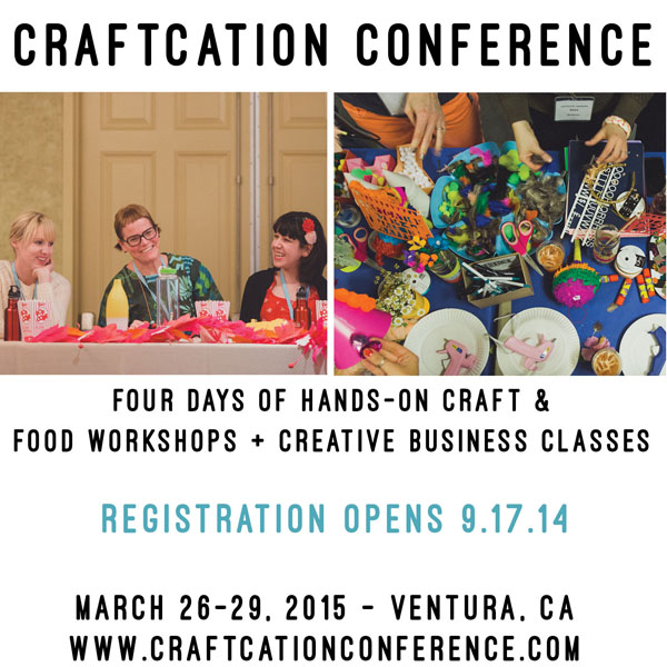 craftcation conference