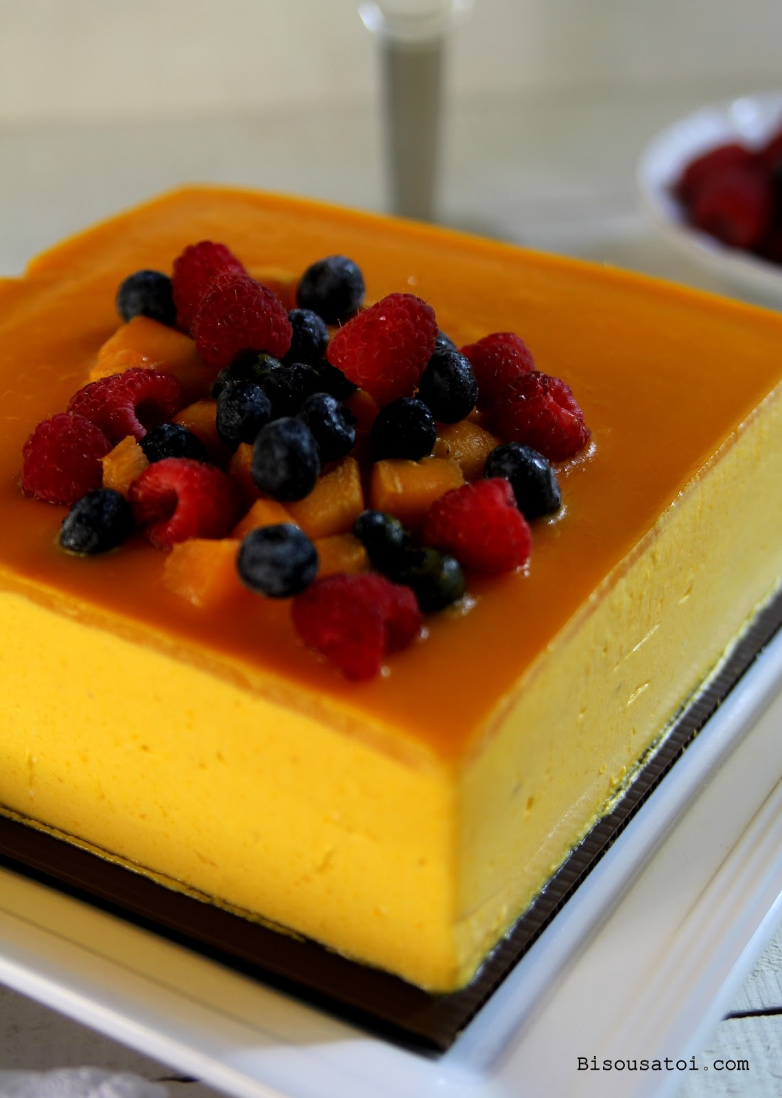 Images For Mango Cake : Mango Mousse Cake