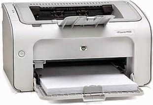 Download Driver Printer HP Laserjet P1006 Terbaru