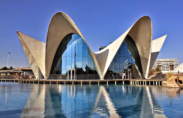 inspiration post valencia spain oceanografic