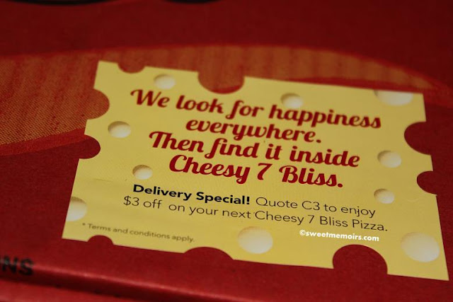 Pizza Hut's Cheesy 7 Bliss