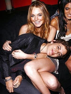 Lindsay Lohan And Her Girlfriend Pictures, Samantha Ronson 2