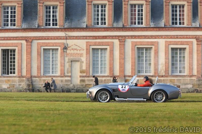 Rallystory château Fontainebleau 2015