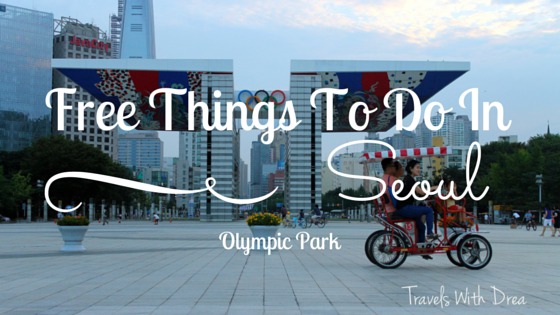 The 1988 Summer Olympics Were Hosted In Seoul Although Are Long Gone From City Has Done A Great Job Preserving Park And Using