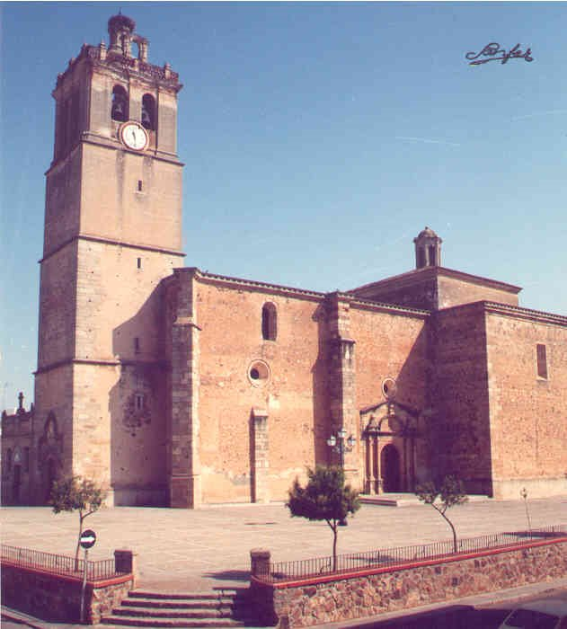 Templo Parroquial San Pedro Apóstol