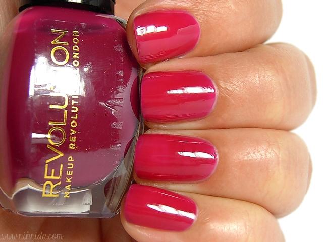 Makeup Revolution Nail Polish - Heaven's Above