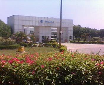 Bajaj Auto Ltd. Rudrapur,Pantnagar