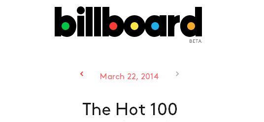 Download [Mp3]-[Hot New Official Chart] ชาร์ทเพลงฮิตจากฝั่งอเมริกา The US Billboard Hot 100 Top 50 Singles สิ้นสุดวันที่ 22 March 2014 [Uploadmass] 4shared By Pleng-mun.com