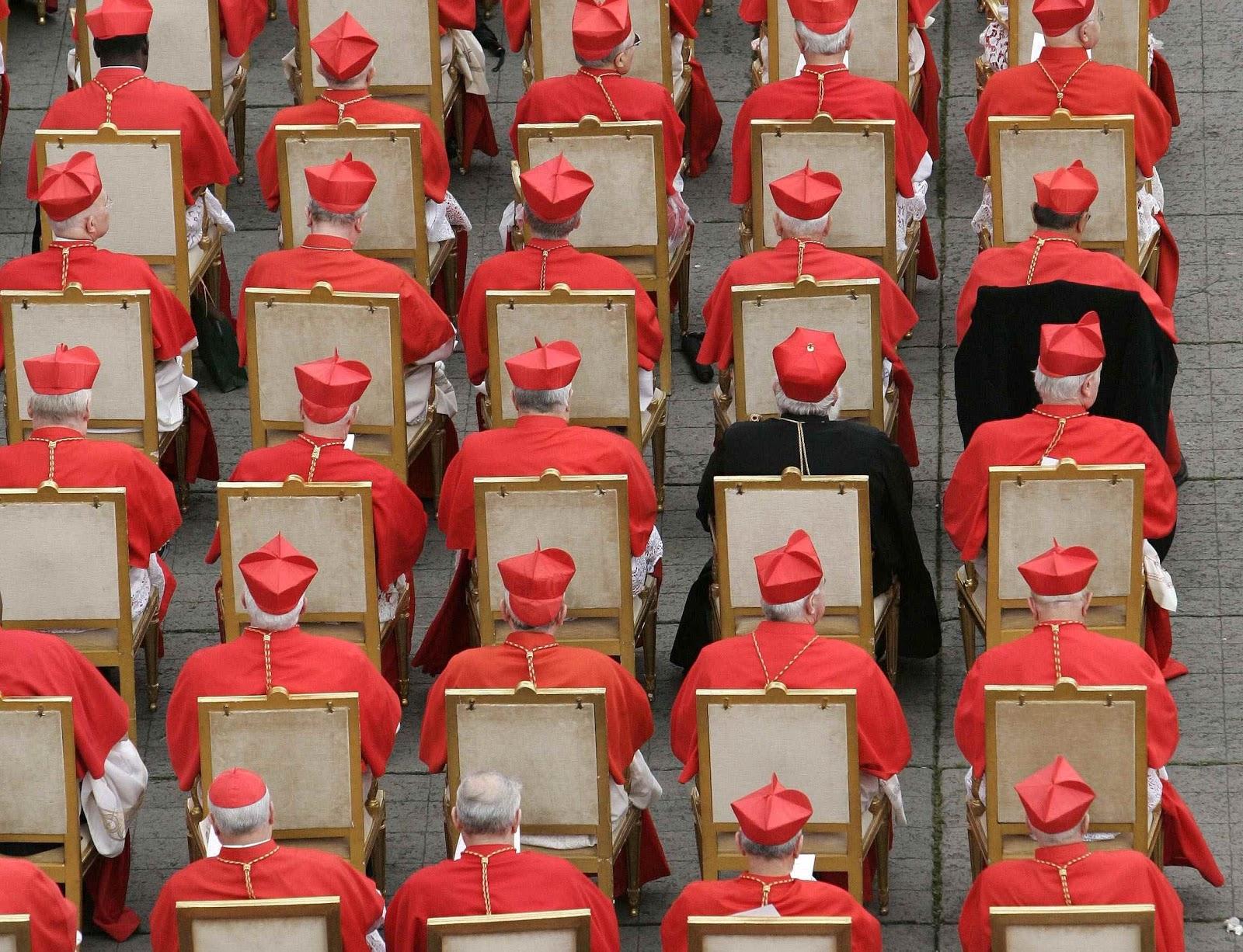 El Cónclave... la mirada mundial en una elección