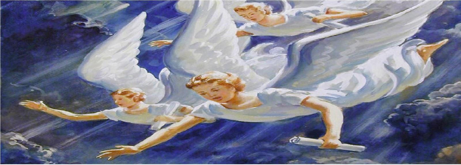 Los mensajes de Apocalipsis 14:6-12, constituyen una triple amonestación  del más profundo interés. EL MENSAJE DE LOS TRES ÁNGELES es la verdad  presente.