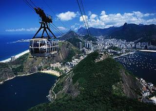 bondinho do Rio de Janeiro