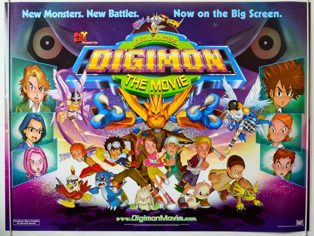 digimon the movie our war game 2000 afa animation