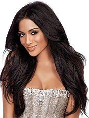 Kim Kardashian Straight Hair