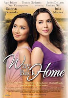 Way Back Home 2011 DVD Clear Copy (Kathryn Bernardo and Julia Montes) - Pinoy Extreme TV (PinoyXTV.com) - Watch Pinoy TV Shows Replay Episodes, Live TV Channel, Pinoy and English Movies and Live Streaming Online.