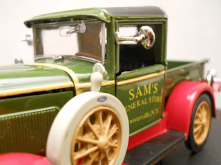 modelismo de coches ford a