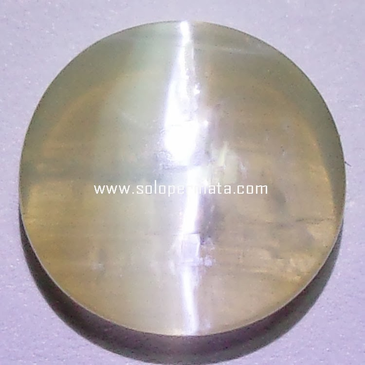Batu Permata Opal Cat Eye - 25A09