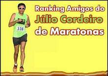 Ranking Júlio Cordeiro